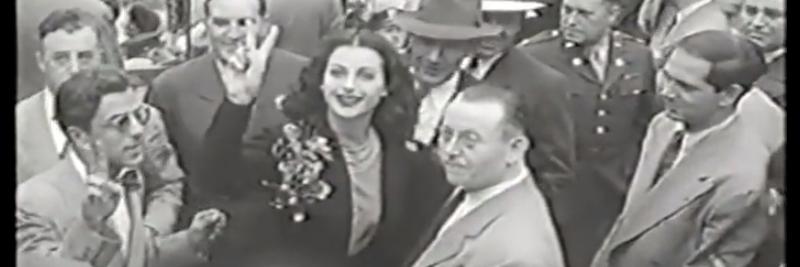 Hedy Lamarr accomplishments