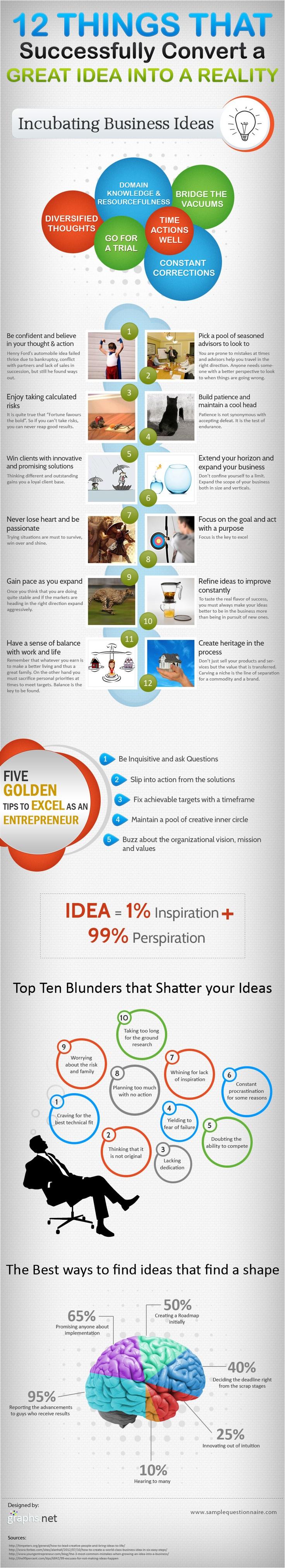 12 Ways to Take Action