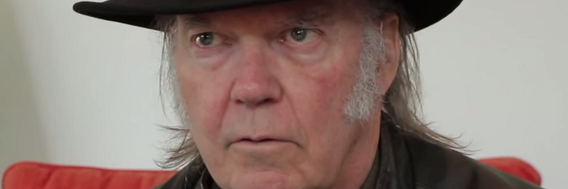 How Neil Young's Pono Music Raised Millions on Kickstarter