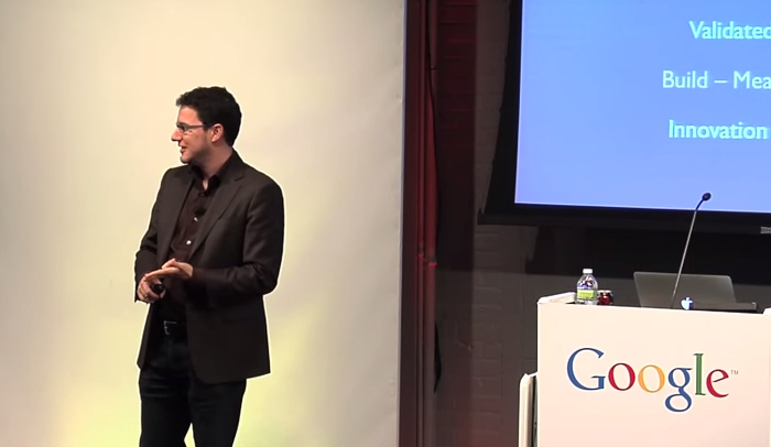 Eric Ries Discusses The Lean Startup