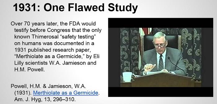 vac autism pt 4 1 flwed study
